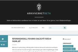 Arkivverket Beta