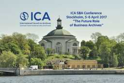 International council on Archives (ICA), Stockholm